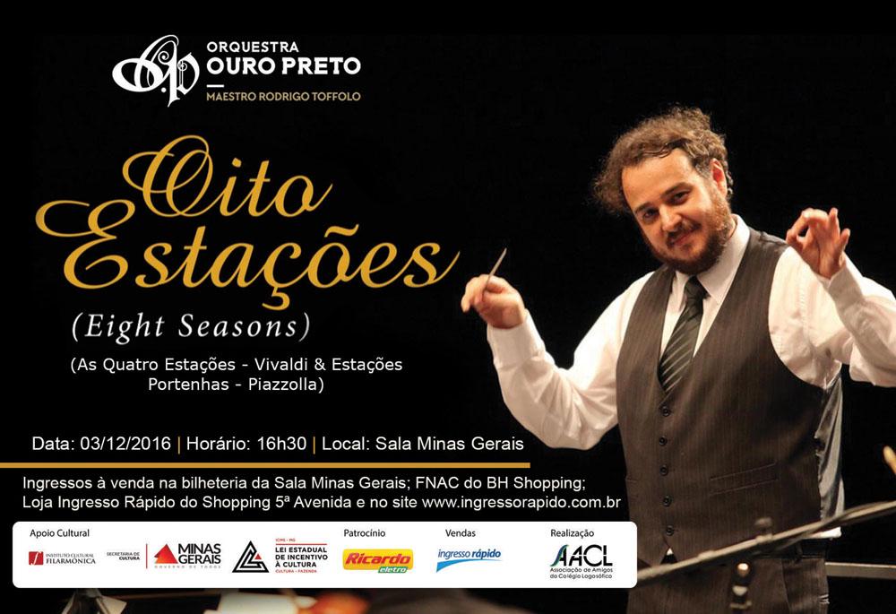Orquestra Ouro Preto faz apresentação especial em BH